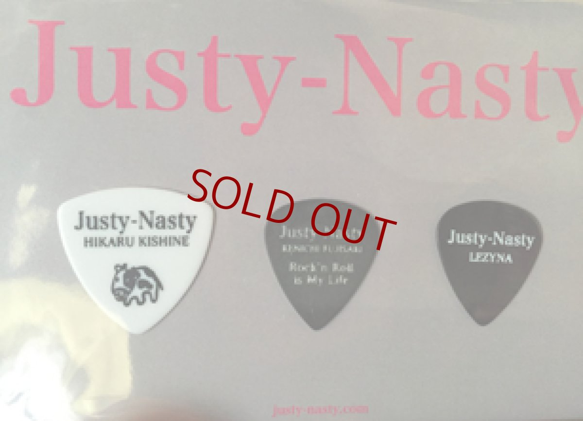 画像1: Justy-Nasty Pick Set (1)
