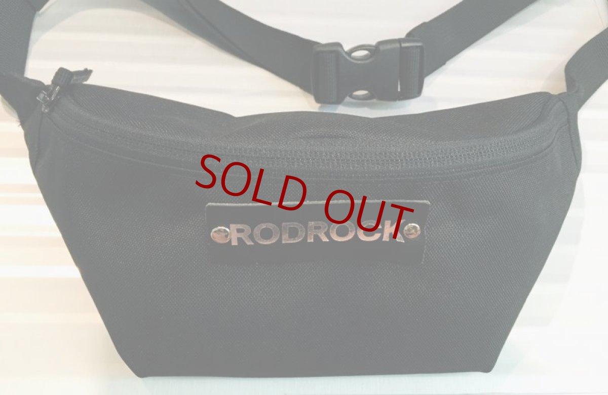 画像1: RODROCK SHOULDER BAG(ミニウエストポーチ) (1)