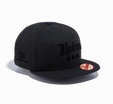 画像1: RODROCK CAP BLACK × BLACK (1)