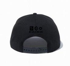 画像3: RODROCK CAP BLACK × BLACK (3)