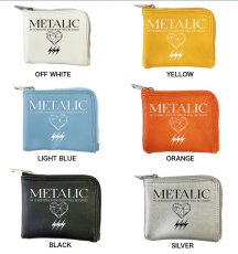 画像2: RODROCK / METALIC WALLET (2)