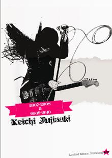 画像1: KENICHI FUJISAKI 2007-2008 & 2009-2010 (1)