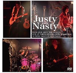 画像1: Justy-Nasty OFFICIAL BOOTLEG DVD Vol.01 (1)