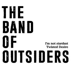 画像1: KENICHI FUJISAKI / THE BAND OF OUTSIDERS featuring HIKARU KISHINE【EP】 (1)