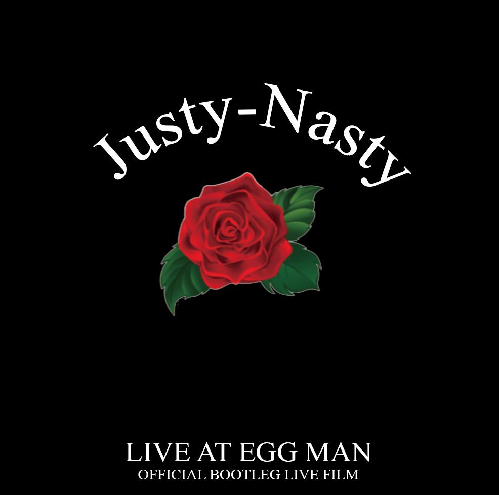 画像1: 【DVD-R】Justy-Naty / LIVE AT EGG MAN 1988.6.5 (1)