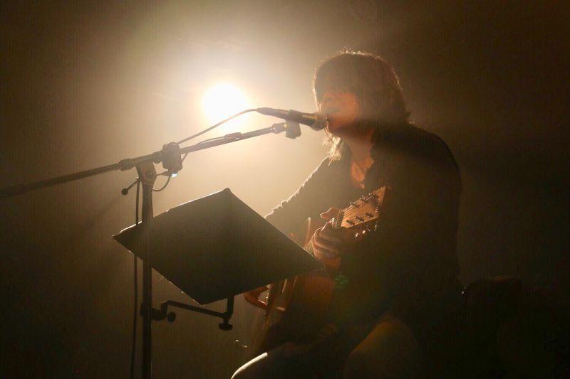 画像1: KENICHI FUJISAKI / 2019 Acoustic Solo Live '6 Ahead 追加公演 前売チケット (1)